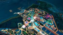 New picture released of £3.5bn theme park that's 'Britain's answer to Disneyland'