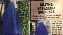 Agatha Ruiz de la Prada se divorció con este atuendo para que su ex no pudiera verla