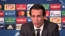 Foot - C1 - PSG : Emery «Un match complet»