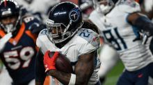 "Titans won't put Derrick Henry ""on any pitch count"""