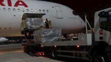 Llega a España el tercer vuelo del Corredor Aéreo con China con 3 millones de mascarillas