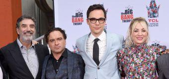 Cuoco recalls moment co-star quit 'Big Bang'
