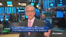 Cboe to launch bitcoin futures exchange on Sunday