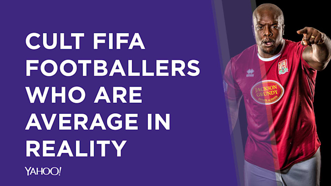 FIFA 18: Cult football stars who rose to stardom in the game