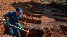 Brasil contabiliza 116 mil mortes por covid-19; 1.271 foram registradas nas últimas 24 horas