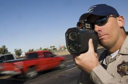 Arizona implements Lidar gun to nab tailgaters