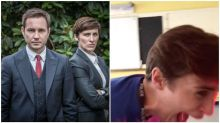 Martin Compston Proves There's Still Time For Fun On The Line Of Duty Set With Hilarious Vicky McClure Prank