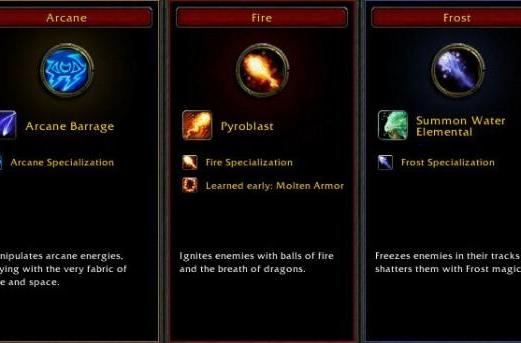 Arcane Brilliance: News and notes from Cataclysm beta build 12604