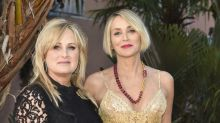 Sharon Stone gives an update on her sister's health: 'Finally tested Covid negative today'