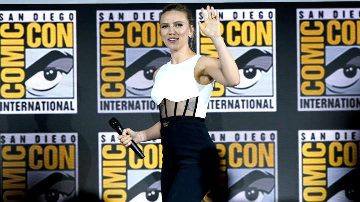 Scarlett Johansson talks 'Endgame' death, 'Black Widow' prequel