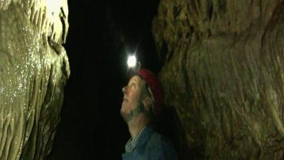Twenty-first Century Cave Man Hunts for More