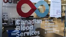 Demand increasing: Canadian Blood Services watching supply as COVID-19 rules eased