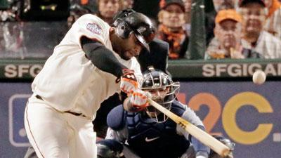 Giants fans still buzzing about Sandoval