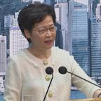 """Hong Kong Chief Executive Carrie Lam Defends National Security Law As """"Constitutional"""""""