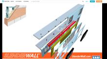 3D Model Released for SlenderWall Cladding System