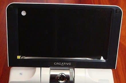 Creative's InPerson WiFi video phone outed by FCC