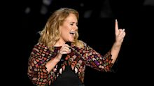 Adele delivers emotional tribute to London attack victims on stage