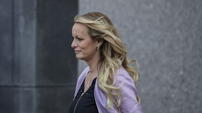 Daniels ordered to pay Trump $293K in legal fees