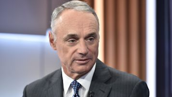Manfred finally addresses Astros cheating scandal