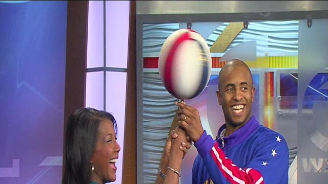 Harlem Globetrotters coming to town