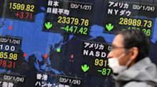 Stocks Shake Off Virus Dread in Busy Earnings Week: Markets Wrap