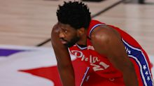 Sixers coach Brown expects Embiid will return before NBA playoffs