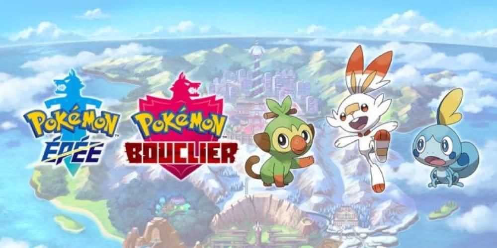 Pokemon Epee Et Bouclier Officiellement Annonces Sur Nintendo Switch
