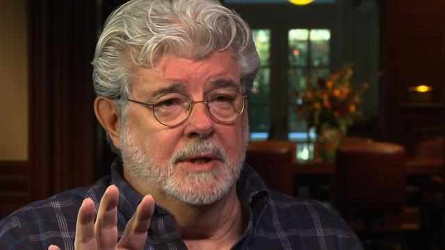 Preview: Star Wars creator George Lucas on storytelling