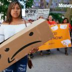 Amazon workers strike against inhumane working conditions and ties to ICE