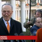 Schumer Says Bottom Line is 'Trump Wants a Shutdown'