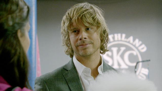 NCIS: Los Angeles - You Ask, They Tell: Eric Christian Olsen