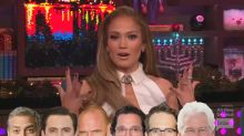 You'll never guess Jennifer Lopez's favorite onscreen kiss