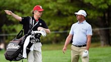 I like you, Betty: Danny Noonan has his day on a bag at Winged Foot