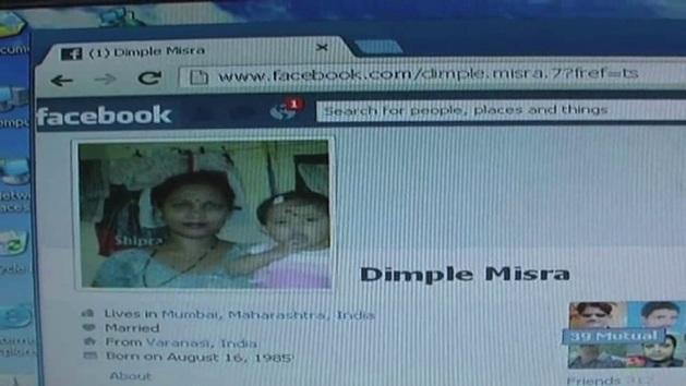Bhadohi girl uses facebook to get her husband back