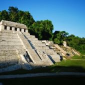 An amazing discovery was made under a Mayan pyramid