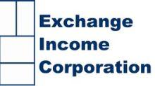 Exchange Income Corporation Announces October 2019 Dividend
