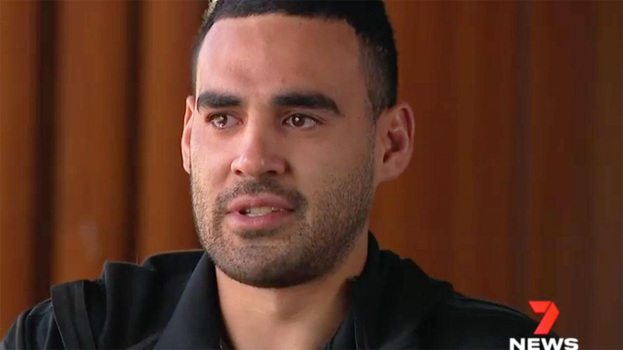 'Hurt a lot': NRL player breaks down over sex tape scandal