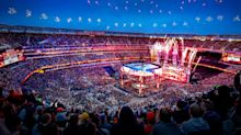 WWE's WrestleMania grosses record-breaking $16.9M