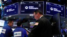 United Technologies Stock Falls 5%