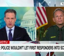 Jake Tapper Skewers Florida Sheriff Over Failure To Act On Shooter Red Flags