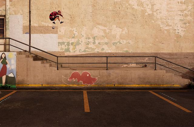 If 'Tony Hawk's Pro Skater 1 and 2' is a feast, local multiplayer is dessert