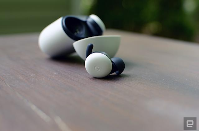 Google's true wireless Pixel Buds are now available outside of the US
