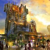 'Guardians Of The Galaxy' Disney Theme Park Ride Set For Summer 2017 – Comic-Con