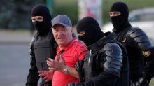 """Biélorussie : un manifestant meurt en détention, Emmanuel Macron exprime """"sa très grande préoccupation"""""""