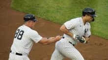 LEADING OFF: Tatis tests positive for virus, Harvey vs Mets