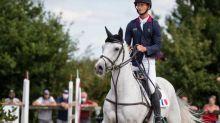Equitation - concours complet - Grand National : victoire de Christopher Six