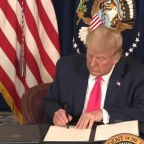 President Trump's orders on coronavirus relief