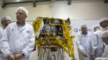 The Latest: Israel flying to moon after SpaceX launch