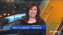 Millennial preferences hurting casual dining chains