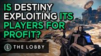 Is Destiny Exploiting Its Players for Profit? - The Lobby